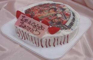 Photo Cakeのイメージ